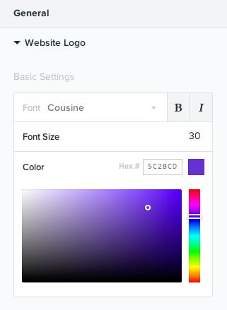 design your portfolio format